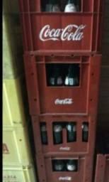 5 Engradados de Guaraná LS(1 litro) + Várias Garrafas de Pepsi e Cerveja Litrão