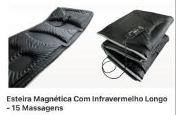 Esteira magnética com infravermelho longo