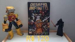 HQ Marvel - Desafio Infinito