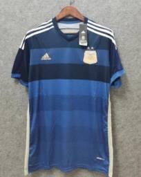 Camisa Argentina Away 2014
