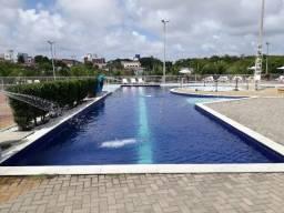 Apt com 85 metros, no Condomínio Jardim Cabo Branco, Portal do Sol.