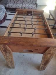 Mesa de pebolim antiga