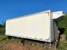 Baú Refrigerado - Truck - 8m