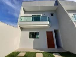 Casa pronta para morar, acabamento de primeira, em Morada de Laranjeiras.