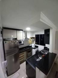 Apartamento com 2 dormitórios à venda, 45 m² por R$ 190.000 - Santa Cruz II - Cuiabá/MT