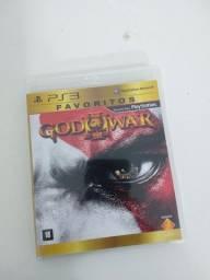 Vendo jogo Original God of war semi novo