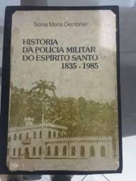 Vendo livro  Raro da polícia 1985