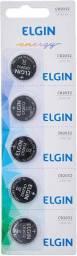 Bateria de litio CR2032 3v Elgin R$2,00 a unidade