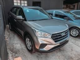 Hyundai creta 2021, carro suv 1.6 automatico, carro zero km