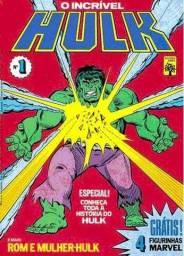 Hulk Marvel - Coleção digital hqs - 1962 a 2021