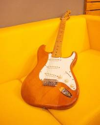 Guitarra Squier Stratocaster California By Fender Natural!