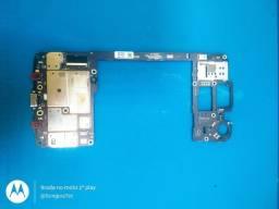 Placa do Moto Z3 Play Funcional.