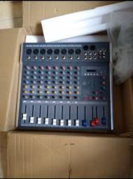 Mesa de áudio AMW