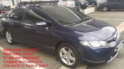 """New Civic EXS Azul """"Raridade"""" 97.000 km originais!!"""