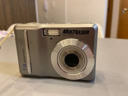 Câmera fotográfica digital 7MP