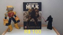 HQ Marvel Deluxe - Planeta Hulk