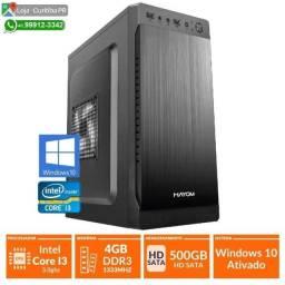 Computador Hayom Core i3 / 4Gb Memoria / 500Gb HD - Home Office
