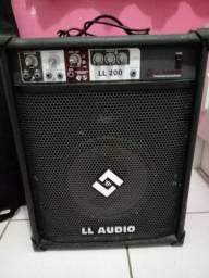 Caixa LL Áudio extra