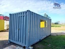 Escritório Container dry 20 pés
