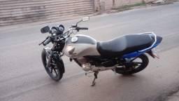 Moto CG 150 2011/2012 toda legalizado Placa Mercosul