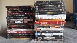 Coleção DVDs originais