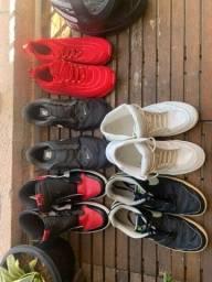 Sapatos qualquer um por 60