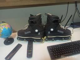Torro patins roller traxart Black estado de zero na caixa n 34 35 36