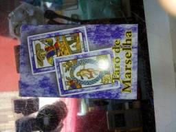 Taro de Marselha 22 Cartas Invernizadas,Acompanha 1 Livro Explicativo