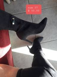 Sapatos usados 37