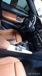 BMW 328 série M blindada.