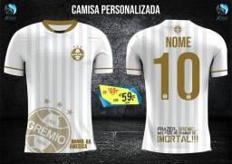 Camisas do Grêmio Personalizadas