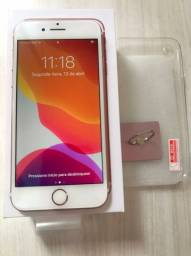 Iphone 7 32GB Rosê - Novo
