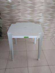 Super promoção de mesa plastex 55 Reais