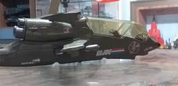 Jetcoptero drangonfly G.I.Joe - Hasbro - Epic Toys Brasil