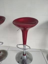 Cadeira balcão americano