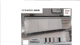 Gabinete de Cozinha Barcelona 1,80 Mts - Montado - Novo