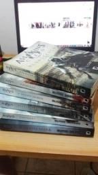 Coleção 6 Livros do Assassins Creed 3,40 Cada!