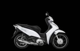 Honda Biz 110 i com 3 anos de garantia e 7 trocas de oleo gratis - 2018