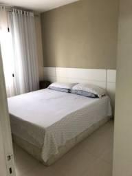 Lindo Apartamento de 3 quartos Condomínio Acquarelle Mobiliado