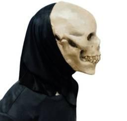 Máscara de látex Caveira