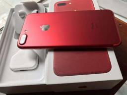 Iphone 7 Plus Red 128Gb - Vermelho
