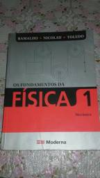 Física Nicolau, Ramalho e Toledo Vol 1