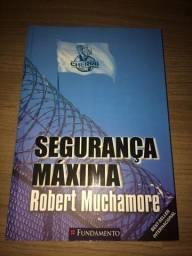 Livro Seguranca Máxima - editora Fundamento