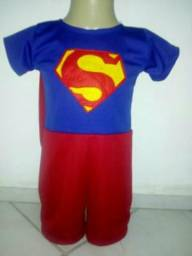 Fantasias de super heróis