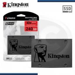 SsD Kingston 240gb Ultra Rápido *Lacrado