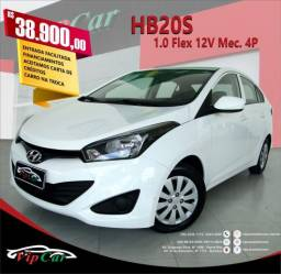 HYUNDAI HB20S 2015/2015 1.0 COMFORT PLUS 12V FLEX 4P MANUAL - 2015