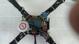 Drone f450 com naza lite e fpv