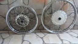 Rodas de biz 125 cc