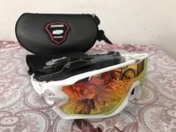 Óculos de sol para atividades físicas ciclismo