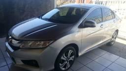 Honda city automático 15/15 novo - 2015